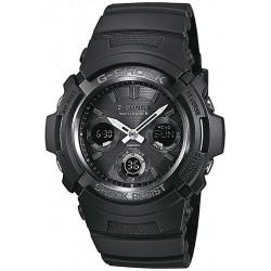 Buy Casio G-Shock Men's Watch AWG-M100B-1AER