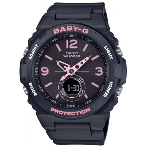 Buy Casio Baby-G Womens Watch BGA-260SC-1AER