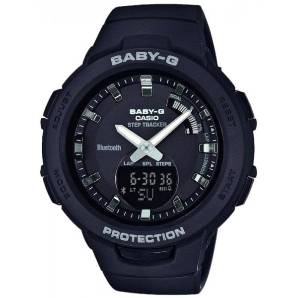Buy Casio Baby-G Womens Watch BSA-B100-1AER