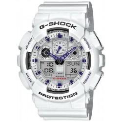 Buy Casio G-Shock Men's Watch GA-100A-7AER