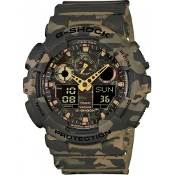 Casio G-Shock Men's Watch GA-100CM-5AER