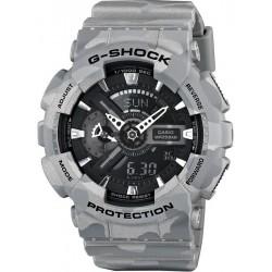 Buy Casio G-Shock Men's Watch GA-110CM-8AER Camouflage Multifunction Ana-Digi