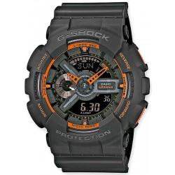 Buy Casio G-Shock Men's Watch GA-110TS-1A4ER Multifunction Ana-Digi