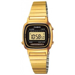 Buy Casio Collection Women's Watch LA670WEGA-1EF Multifunction Digital