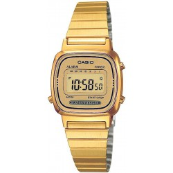 Buy Casio Collection Women's Watch LA670WEGA-9EF Multifunction Digital