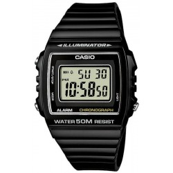 Buy Casio Collection Unisex Watch W-215H-1AVEF