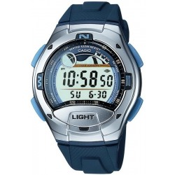 Casio Collection Unisex Watch W-753-2AVES Multifunction Digital