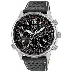 Buy Men's Citizen Watch Chrono Eco-Drive Radio Controlled AS4020-36E