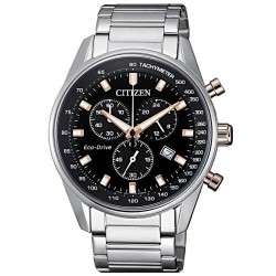 Buy Men's Citizen Watch Chrono Eco-Drive AT2396-86E