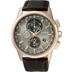Buy Men's Citizen Watch Radio Controlled Chrono Evolution 5 AT8113-12H