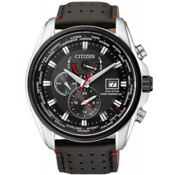 Buy Men's Citizen Watch Radio Controlled Chrono Eco-Drive AT9030-04E