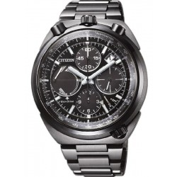Buy Men's Citizen Watch Bullhead Chrono Eco-Drive AV0075-70E