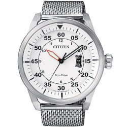 Buy Men's Citizen Watch Aviator Eco-Drive AW1360-55A