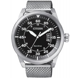 Buy Men's Citizen Watch Aviator Eco-Drive AW1360-55E