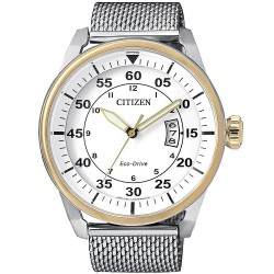 Buy Men's Citizen Watch Aviator Eco-Drive AW1364-54A