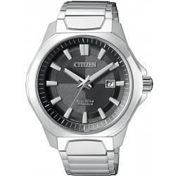 Men's Citizen Watch Super Titanium Eco-Drive AW1540-53E