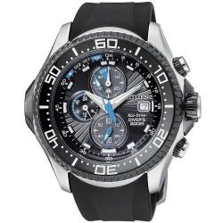 Men's Citizen Watch Promaster Chrono Aqualand BJ2111-08E Depth Meter