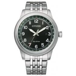 Buy Mens Citizen Watch Aviator Eco Drive BM7480-81E