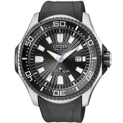 Men's Citizen Watch Promaster Diver's Eco-Drive 300M BN0085-01E