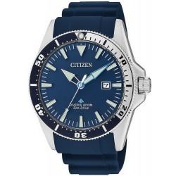 Men's Citizen Watch Promaster Marine Diver's Eco-Drive 200M BN0100-34L