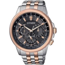 Buy Men's Citizen Watch Calendrier Eco-Drive BU2026-65H Multifunction