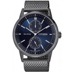 Men's Citizen Watch Metropolitan Eco-Drive BU3027-83L