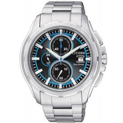 Buy Men's Citizen Watch Chrono Eco-Drive CA0270-59E
