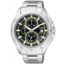 Buy Men's Citizen Watch Chrono Eco-Drive CA0270-59G