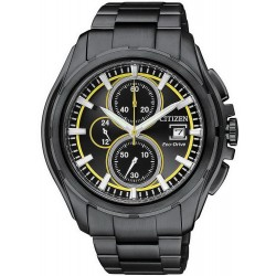 Buy Men's Citizen Watch Chrono Eco-Drive CA0275-55F