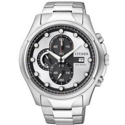 Buy Men's Citizen Watch Chrono Eco-Drive CA0320-52A
