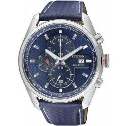 Buy Men's Citizen Watch Chrono Eco-Drive CA0360-07L