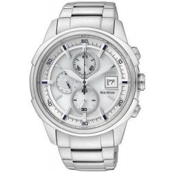 Buy Men's Citizen Watch Chrono Eco-Drive CA0370-54B