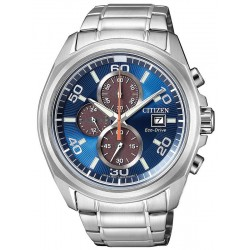 Buy Men's Citizen Watch Chrono Eco-Drive CA0630-80L