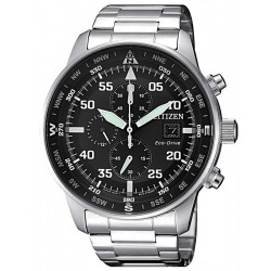 Buy Men's Citizen Watch Aviator Chrono Eco-Drive CA0690-88E