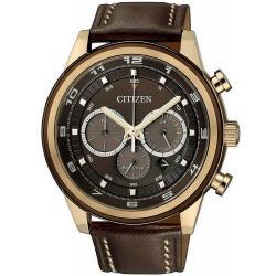 Men's Citizen Watch Metropolitan Chrono Eco-Drive CA4037-01W