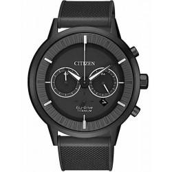 Men's Citizen Watch Super Titanium Chrono Eco-Drive CA4405-17H