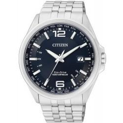 Men's Citizen Watch Radio Controlled Evolution 5 Eco-Drive CB0010-88L