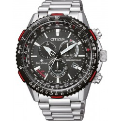 Buy Men's Citizen Watch Radio Controlled Chrono Pilot CB5001-57E