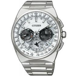 Buy Men's Citizen Watch Satellite Wave GPS F900 Eco-Drive Titanium CC9000-51A