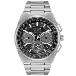 Buy Men's Citizen Watch Satellite Wave F900 GPS Eco-Drive Titanium CC9008-84E