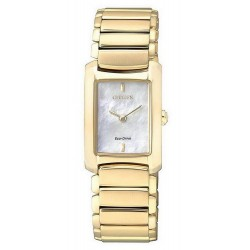 Buy Women's Citizen Watch Eco-Drive EG2973-55D Mother of Pearl