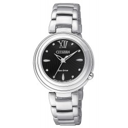 Buy Women's Citizen Watch Eco-Drive EM0331-52E Mother of Pearl