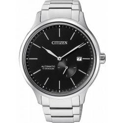 Men's Citizen Watch Super Titanium Mechanical NJ0090-81E