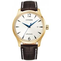Buy Mens Citizen Watch Mechanical Automatic NJ0118-16A