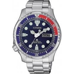 Buy Men's Citizen Watch Promaster Diver's Automatic 200M NY0086-83L