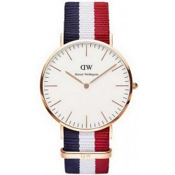 Buy Men's Daniel Wellington Watch Classic Cambridge 40MM DW00100003