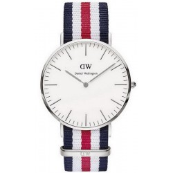 Buy Men's Daniel Wellington Watch Classic Canterbury 40MM DW00100016