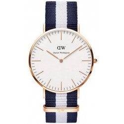Buy Unisex Daniel Wellington Watch Classic Glasgow 36MM DW00100031