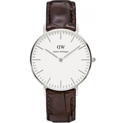 Buy Unisex Daniel Wellington Watch Classic York 36MM DW00100055