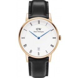 Buy Unisex Daniel Wellington Watch Dapper Sheffield 34MM DW00100092